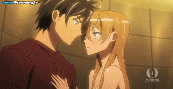 Highschool of the dead episode 6