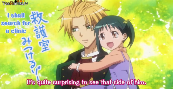 Maid-sama – Episode 20