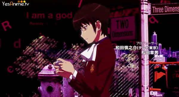 The World God Only Knows – Eden Theft